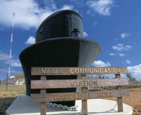Harold E Holt Naval Communication Station - Great Ocean Road Tourism
