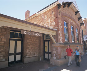 Old Coolgardie Gaol - Great Ocean Road Tourism