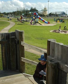 Yoganup Playground - Great Ocean Road Tourism