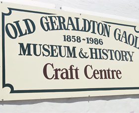 Old Geraldton Gaol Craft Centre - Great Ocean Road Tourism