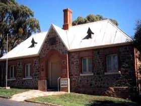 Old Police Station Museum - Great Ocean Road Tourism