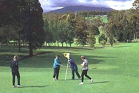 Deloraine Golf Course - Great Ocean Road Tourism