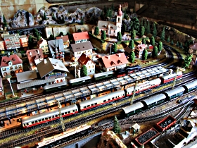 Tudor Court Model Village and German Model Train World - Great Ocean Road Tourism