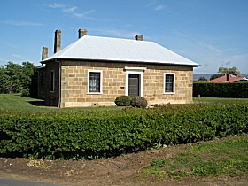 Oatlands Court House - Great Ocean Road Tourism