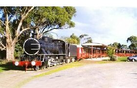 Margate Train - The - Great Ocean Road Tourism