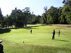 Sheffield Golf Course - Great Ocean Road Tourism