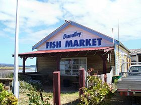 Dunalley Fish Market - Great Ocean Road Tourism