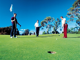 Geeveston Golf Club - Great Ocean Road Tourism