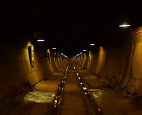 WWII Oil Storage Tunnels - Great Ocean Road Tourism