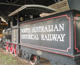 Pine Creek Railway Precinct - Great Ocean Road Tourism