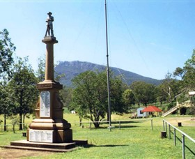 Maroon State School War Memorial
