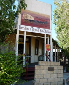 Barcaldine and District Museum - Great Ocean Road Tourism