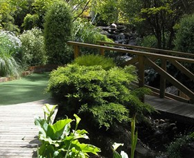Grampians Adventure Golf MOCO Gallery  Cafe - Great Ocean Road Tourism