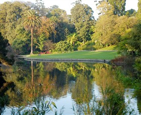 Royal Botanic Gardens Melbourne - Great Ocean Road Tourism