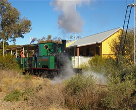 Red Cliffs Historical Steam Railway - Great Ocean Road Tourism