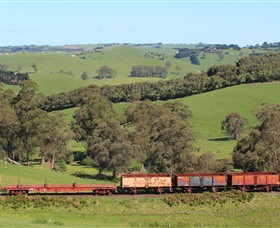 South Gippsland Tourist Railway - Great Ocean Road Tourism