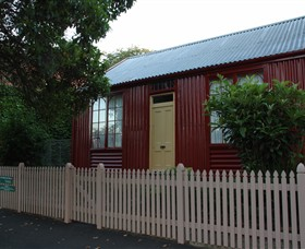 19th Century Portable Iron Houses - Great Ocean Road Tourism