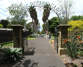 Friends of Geelong Botanic Gardens - Great Ocean Road Tourism