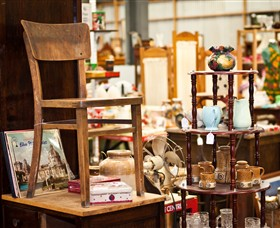 Bendigo Pottery Antiques and Collectables Centre - Great Ocean Road Tourism