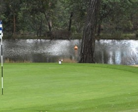 Hepburn Springs Golf Club - Great Ocean Road Tourism