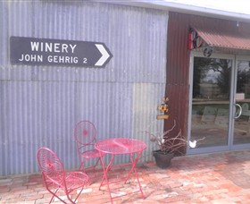 John Gehrig Wines - Great Ocean Road Tourism