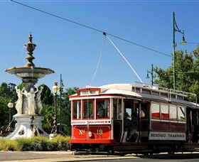 Bendigo Tramways Vintage Talking Tram Tour - Great Ocean Road Tourism