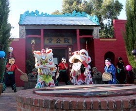 Bendigo Joss House Temple - Great Ocean Road Tourism