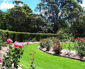 Wollongong Botanic Garden - Great Ocean Road Tourism