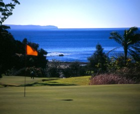 Mollymook Golf Club - Great Ocean Road Tourism