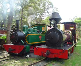 Illawarra Light Railway Museum - Great Ocean Road Tourism