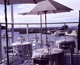 Harbourside Restaurant - Great Ocean Road Tourism