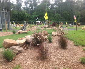 The Cove Miniature Golf Course - Great Ocean Road Tourism