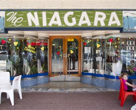Niagra Cafe - Great Ocean Road Tourism