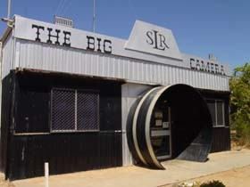 The Big Camera - Photographic Museum - Great Ocean Road Tourism