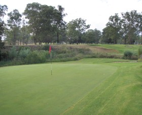 Muswellbrook Golf Club - Great Ocean Road Tourism