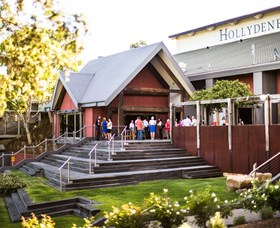 Hollydene Estate Wines and Vines Restaurant - Great Ocean Road Tourism