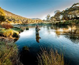 Fly Fishing Tumut - Great Ocean Road Tourism