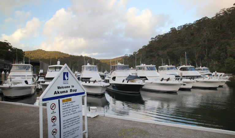 d'Albora Marinas at Akuna Bay