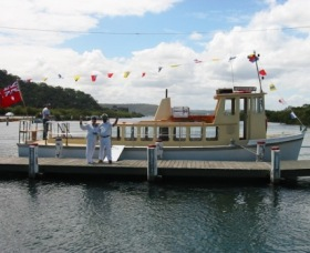Central Coast Ferries - Great Ocean Road Tourism