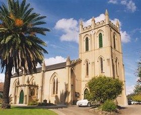 St Stephens Anglican Church - Great Ocean Road Tourism