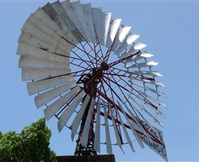 Barcaldine Windmill - Great Ocean Road Tourism