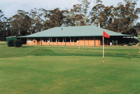 Echunga Golf Club Incorporated - Great Ocean Road Tourism
