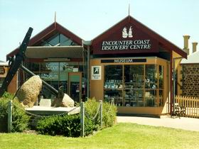 Encounter Coast Discovery Centre and The Old Customs and Station Masters House - Great Ocean Road Tourism