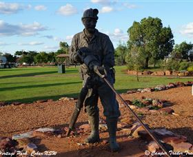 Cobar Miners Heritage Park - Great Ocean Road Tourism
