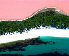 Lake Hillier - Great Ocean Road Tourism