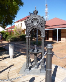 Witcombe Fountain - Great Ocean Road Tourism