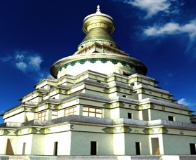 The Great Stupa of Universal Compassion - Great Ocean Road Tourism