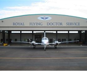 Royal Flying Doctor Service Dubbo Base Education Centre Dubbo - Great Ocean Road Tourism