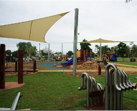Livvi's Place Playground - Great Ocean Road Tourism