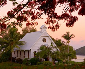 All Saints Chapel - Hamilton Island